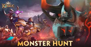 tips hit monster di mobile royale
